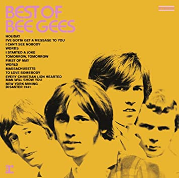 best of beegees